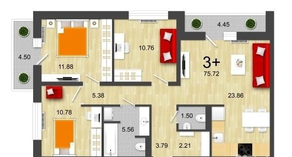 Продажа квартир в   7000 Фото